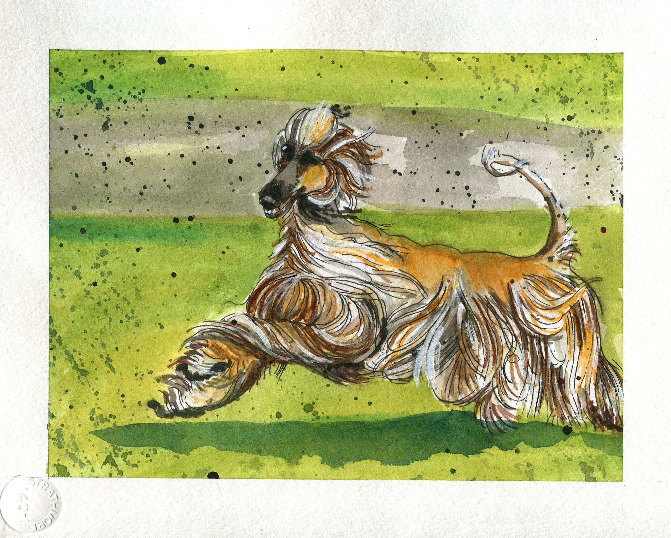 running-hound